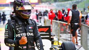 Hamilton vence, e Mercedes faz dobradinha no GP da Estíria
