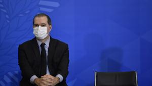 Toffoli tem alta após cinco dias internado com pneumonite alérgica