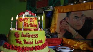 Dalai Lama lança disco para comemorar aniversário de 85 anos; ouça