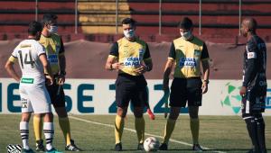 Figueirense anuncia mais dois jogadores infectados com o novo coronavírus