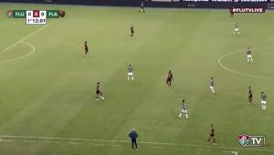 Transmissão do Fluminense supera recorde de audiência do Flamengo no YouTube
