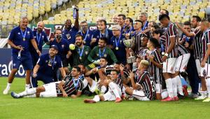 Treinador do Fluminense oferece título da Taça Rio às vítimas  de Covid-19
