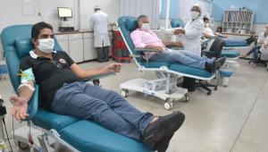 Fundação Pró-Sangue tem queda histórica em doações de sangue e faz apelo
