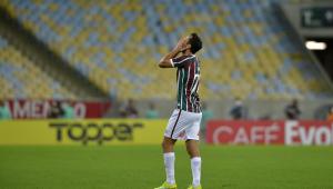Atacante do Fluminense testa positivo para Covid-19 e está fora da final do Carioca