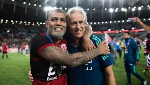 Gabigol se vê pronto para retornar à Europa, exalta Jorge Jesus e mira seleção brasileira