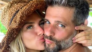 Nasce filho de Giovanna Ewbank e Bruno Gagliasso: 'Zyan é lindo'