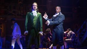Trilha sonora de 'Hamilton' chega ao 2ª lugar das paradas musicais nos EUA
