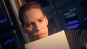 Hilary Swank está a caminho de Marte em nova série; veja o teaser de 'Away'
