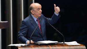 PGR recorre da decisão de Toffoli que suspendeu investigação da Lava Jato sobre José Serra; defesa do senador critica