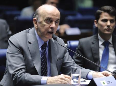 Ação da PF mira suposto caixa dois na campanha de José Serra de 2014