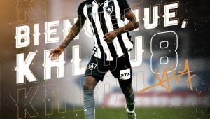 Botafogo anuncia a contratação do marfinense Salomon Kalou