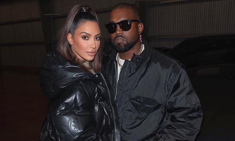 Kim Kardashian e Kanye West estariam se divorciando, diz site   Jovem Pan