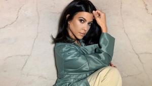 'Ambiente tóxico', diz Kourtney Kardashian sobre deixar reality da família
