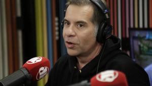 Leandro Hassum explica treta com Carioca em programa: 'Deu piti'
