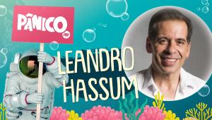 LEANDRO HASSUM- PÂNICO - AO VIVO - 09/07/20