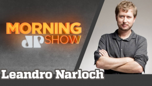 LEANDRO NARLOCH - MORNING SHOW - AO VIVO - 13/07/20