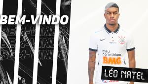 Reforço do Corinthians, Léo Natel diz que espera para jogar 'valerá a pena'