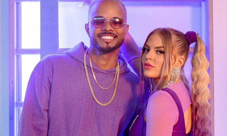 Luísa Sonza e MC Zaac lançam o clipe da parceria 'Toma'; assista