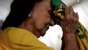 'Foi um funeral', diz Vovó Tricolor, testemunha ocular do Maracanazo, há 70 anos