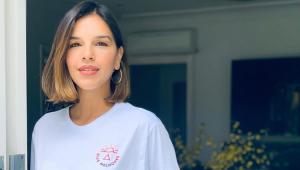 Mariana Rios anuncia 1ª gravidez: 'Outro coração batendo dentro de mim'