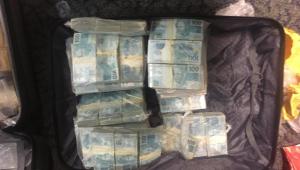 RJ: R$ 8,5 milhões apreendidos em operação do MP não estavam na casa de ex-secretário