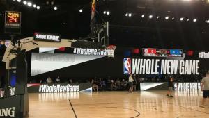 NBA anuncia volta dos playoffs com ações sociais voltadas para as eleições nos EUA