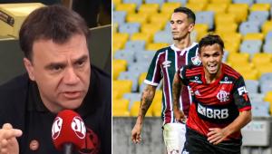 Mauro Beting: 'O Flamengo jogou mal, mas ganhou. Times históricos também fazem isso'