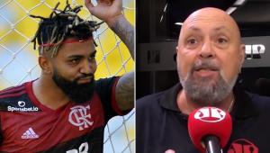 Nilson Cesar: 'O Flamengo está para o futebol do Brasil como a Mercedes está para a F1'