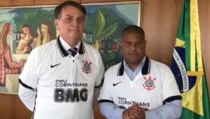 Marcelinho Carioca fala do encontro com Bolsonaro