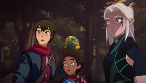 Netflix vai renovar 'O Príncipe Dragão' por mais 4 temporadas