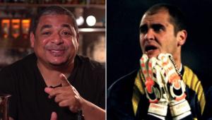 Vampeta revela que 'aloprou' Marcos após falha no Mundial: 'Você fo*** o Palmeiras'