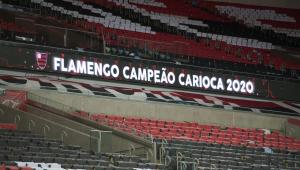 Flamengo vence Fluminense e ganha Campeonato Carioca