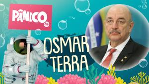 OSMAR TERRA- PÂNICO - AO VIVO - 13/07/20