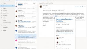 Outlook apresenta instabilidade; Microsoft diz já ter solucionado o problema