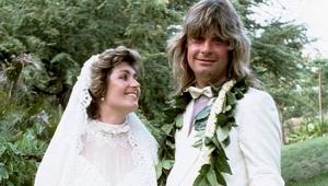 Sharon Osbourne se declara a Ozzy no aniversário de 38 anos de casamento
