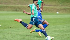 Flamengo faz 9 a 0 no Olaria em jogo-treino preparatório para o Brasileirão; assista