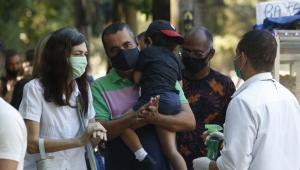 Covid-19: Média de mortes no Brasil cai 10,35% em uma semana