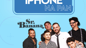 Promoção #TemIphoneNaPan