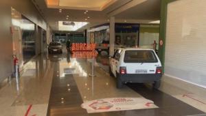 Shopping em Botucatu permitirá entrada de carros nos corredores para 'drive-thru'