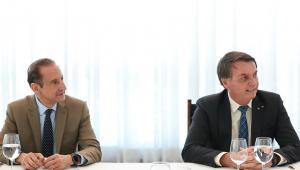 Paulo Skaf, presidente da Fiesp, testa positivo para covid-19