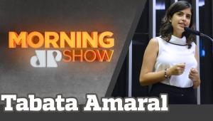 TABATA AMARAL - MORNING SHOW - AO VIVO - 16/07/20