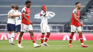 Tottenham bate o Arsenal por 2 a 1 no Campeonato Inglês