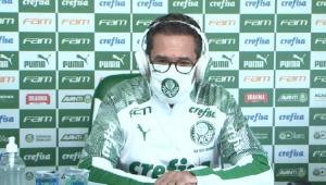 Após 3ª derrota consecutiva, Vanderlei Luxemburgo deixa o Palmeiras