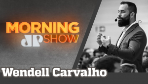 WENDELL CARVALHO - MORNING SHOW - AO VIVO - 09/07/20