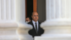 Witzel: 'Seguindo as recomendações médicas, Bolsonaro irá se recuperar brevemente'