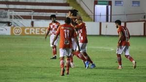 Tombense vence a Caldense e está perto da final do Campeonato Mineiro