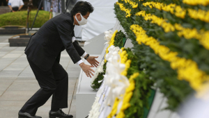 'Hiroshima se tornou símbolo de paz', diz prefeito 75 anos após ataque nuclear