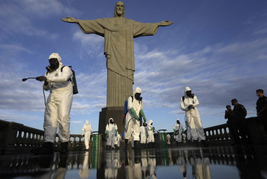 Com 729 novos óbitos, Brasil passa das 140 mil mortes por Covid-19 – Jovem Pan