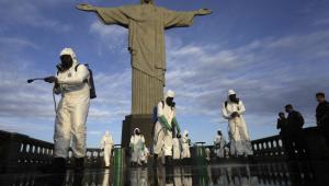 Com 729 novos óbitos, Brasil passa das 140 mil mortes por Covid-19