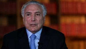 Michel Temer é vacinado contra a Covid-19 em São Paulo: 'Todos deveriam fazer o mesmo'
